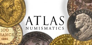 New Coins from Atlas Numismatics – November 2016