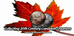 World Coins – Collecting 20th Century Canadian Quarters