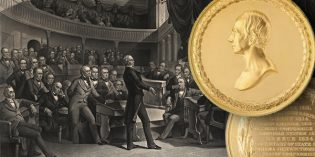 "Henry Clay Gold Presentation Medal Featured in ""Lincoln and His Times"" Auction at Heritage"