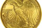 Walking Liberty Gold Coin Production Has Begun