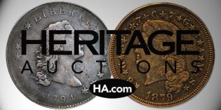 Heritage Auctions: 18th Century Treasures Highlight Dallas US Coin Offerings
