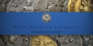 Jacquier's to Auction 450 Lots Featuring Ancient Coins of the Gallic Empire