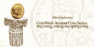CoinWeek Ancient Coin Series: Two Heads Are Better Than One