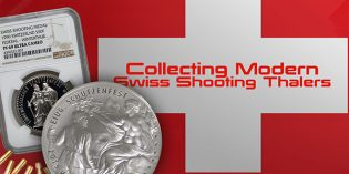 Collecting Modern Swiss Shooting Thalers – 4K Video