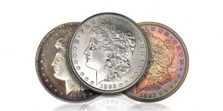 Collecting Morgan Dollars, Part I: An Overview