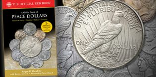 New Guide Book of Peace Dollars Explores America's Last Silver Dollar and the Mysterious 1964-D Coinage