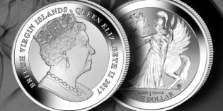 New Pegasus Silver Bullion Coin from Pobjoy Mint