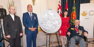 Royal Canadian Mint Silver Coin Honors Those Who Fought in Battle of Hong Kong