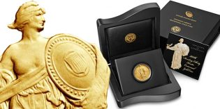 U.S. Mint Opens 2016 Standing Liberty Quarter Centennial Gold Coin Sales Sept. 8