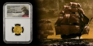 $1 Million in Recently Recovered 1715 Fleet Shipwreck Coins Coming to Market