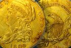 Stack's Bowers: Mint State 1808 Capped Bust Left Half Eagle at Rarities Night Baltimore Auction