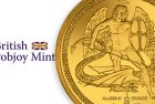 New Bullion Coin from Pobjoy Mint: 2016 Isle of Man Gold Christmas Angel