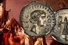 Stack's Bowers Ancient Coins: Stunning Denarius of Brutus