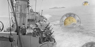 New $2 Coin Commemorates Canada's Role in Battle of the Atlantic