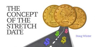 Coin Collecting Strategies: The Concept of the Stretch Date