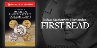 First Read: A Guide Book of Modern United States Dollar Coins