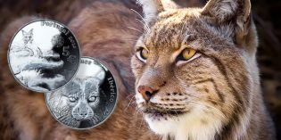 World Coin News – Portugal Issues €5 Iberian Lynx