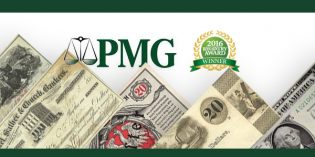 Grading Paper Money – 2016 PMG Registry Award Winners