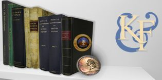 CoinWeek Podcast #43: Numismatic Books Old and New with Dr. David Fanning