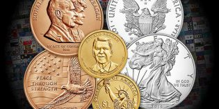 2016 Coin and Chronicles Set – Ronald Reagan on Sale October 11