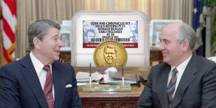 NGC Certified Coins: 2016 Ronald Reagan Coin, Chronicles Set Pedigree
