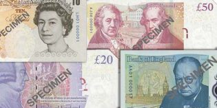 Spink Helps People Delve Deep for Charity Banknote Auction