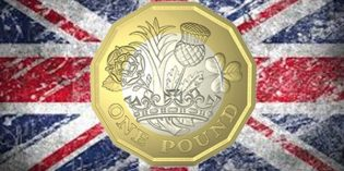 Pound No Longer 'Round': Businesses Get Ready for Historic New £1 Coin