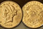 Stack's Bowers: Choice Mint State 1906 Liberty Double Eagle at Our March 2017 Baltimore Auction