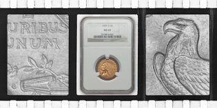 Heritage Auctions – Seldom Seen Selections: Gem 1909-O Half Eagle