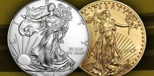 2017 Silver, Gold American Eagles Now Available to Pre-Order at APMEX