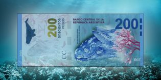Argentina Central Bank Puts New $200 Note into Circulation