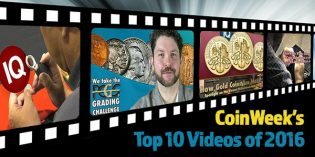 COINS in UHD: The 10 Best CoinWeek Videos of 2016