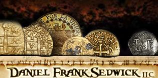 Daniel Frank Sedwick Treasure Auction Brings $2.25 Million