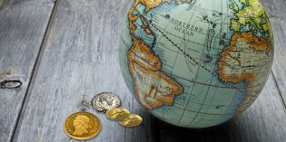 SAFE Collecting Supplies: Around the World in 3 Coins