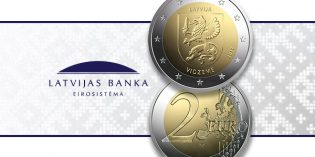 World Coin News – Latvia Dedicates 2 Euro Commemorative to Vidzeme
