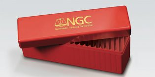 NGC Red & Gold Display Boxes Are Back