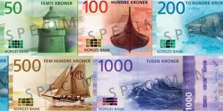 World Currency News – Meet Norway's New Banknotes