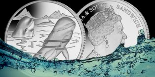 Newest Coin Issued in Pobjoy Mint's Dolphins and Whales Series