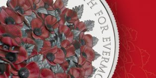 The Royal Mint Selects Designer for 2016 Remembrance Day Coin