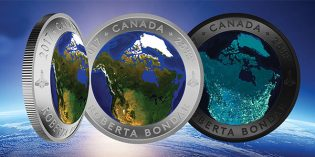 World Coin News – Royal Canadian Mint Celebrates Historic Space Flight
