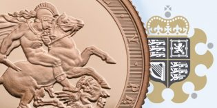 World Coins – Royal Mint Celebrates 200 Years of Pistrucci Gold Sovereign