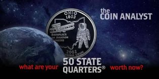 The Coin Analyst: What Are Your 50 State Quarters Worth Now?