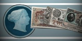 Archives International Auctions Sale 40 – Chinese, US & World Banknotes, Coins & Scripophily