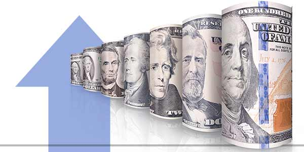 U.S. Dollar Destined to Move Higher