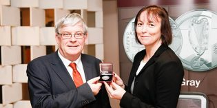 Ireland Issues €10 Silver Proof Eileen Gray Commemorative Coin