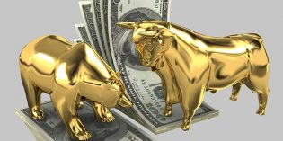Gold Markets Report – Gold Ignores a Weaker Dollar