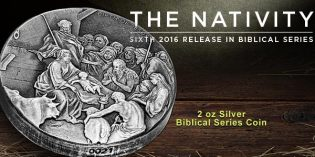 APMEX – The Nativity: 5th Release in 2016 Biblical Series
