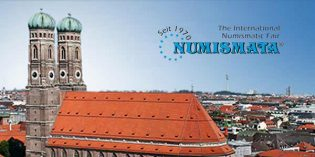 A Well-Rounded Fair: 50th NUMISMATA in Munich 2017
