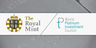 Royal Mint, Platinum Investment Council Announce New Investment Products