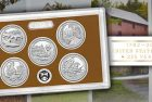 2017 U.S. Mint America the Beautiful Quarters Proof Set Available Jan. 5